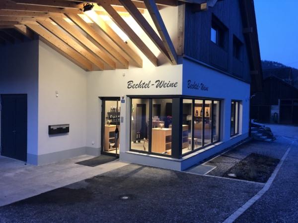 Local de vente Bechtel Weine à Eglisau Zurich