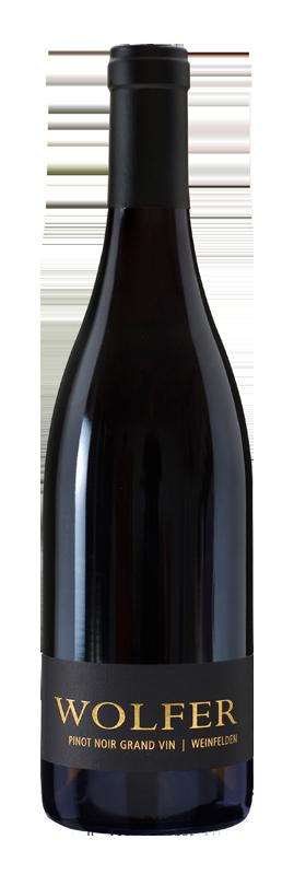 wiine Wolfer-Pinot Noir Grand Vin