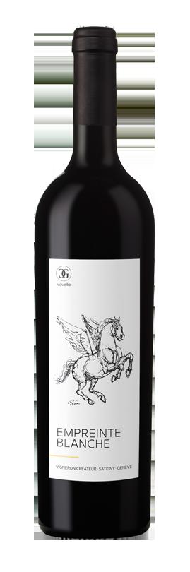 Novelle_Empreinte blanche wiine