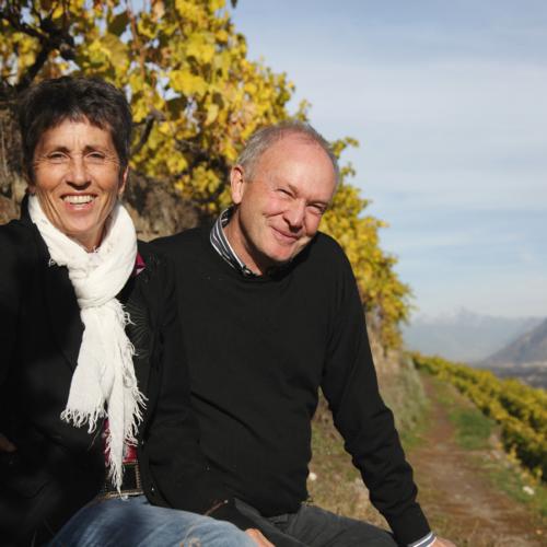 Yvon & Claudine Roduit, vignerons en valais (09 – 16.03.21)