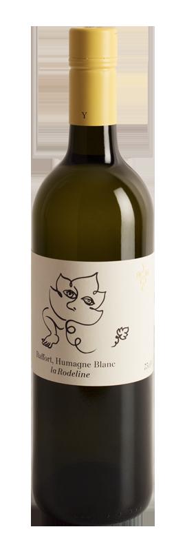 Wiine La Rodeline Humagne Blanc