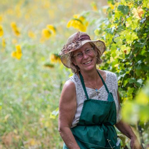 Marie-Thérèse Chappaz, vigneronne en Valais (13 – 20.04.21)