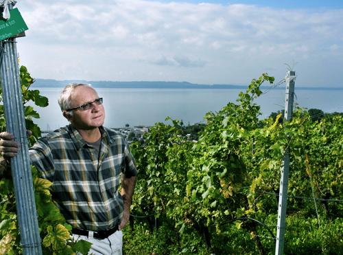 Christian Rossel, vigneron à Neuchâtel (01-08.06.21)