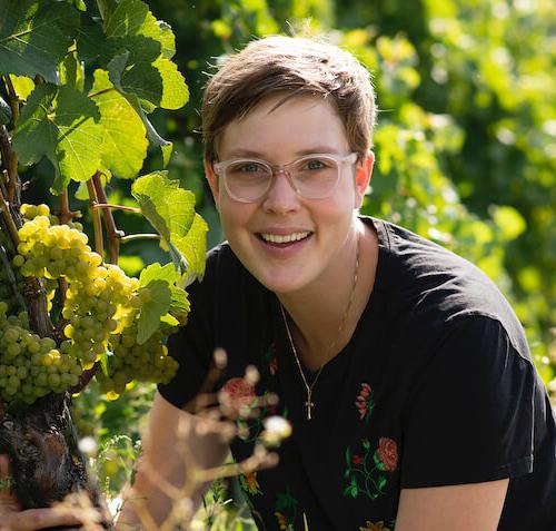 Sandrine Caloz, vigneronne en Valais (18 – 25.05.21)