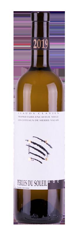 wiine Petite Arvine - Perles du soleil